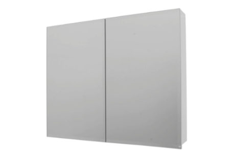 mirrored cabinets - Castano - 900 FLORENCE MIRROR CABINET - SKU:FL90MSC