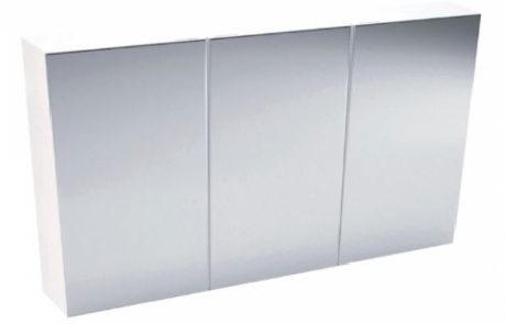 mirrored cabinets - Fienza - 1200 PENCIL MIRROR CABINET - SKU:PSH1200