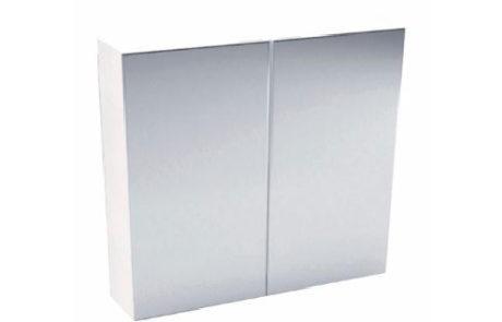 mirrored cabinets - Fienza - MIRROR CABINET 750 PENCIL - SKU:PSH750
