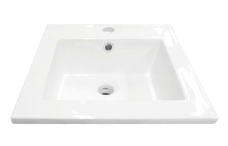 basins - Castano - BIANCA SQUARE DROP IN BASIN - SKU:BISQVB