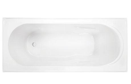 inset baths - Decina ADATTO 1650 bath - SKU:AD1650W
