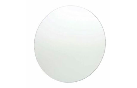 mirrors - Thermogroup - ROUND MIRROR WITH POLISHED EDGE - SKU:RTYL70