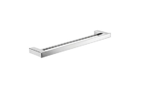 accessories - Castano - ELBA 600MM DOUBLE TOWEL RAIL - SKU:EL600DTR