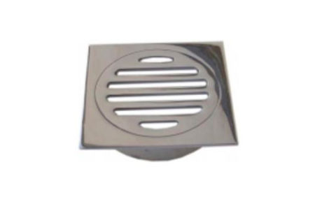accessories - waste - Impressions - 80mm SQ FLOOR GRATE - SKU:13203-12