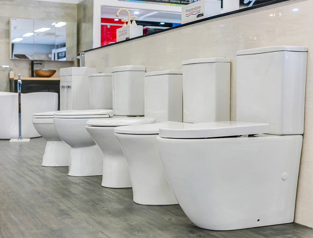 Designer Made Toilet Suites