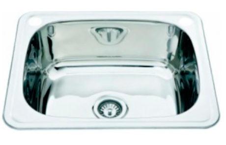laundry - Impressions - ideal 35l Drop In Laundry Trough - SKU:ACID35L