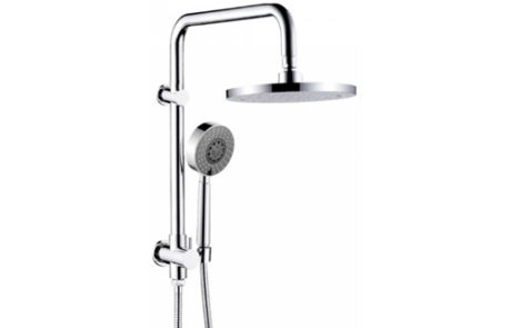 shower - Fienza - ISABELLA Multi function Half Rail Shower - SKU:434104