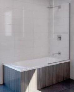 showerscreens - Decina - CASCADE PIVOT PANEL - SKU:CAPPC