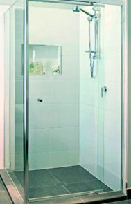 showerscreens - SSS - FULLY FRAMED SHOWERSCREEN - SKU:FULLYFRAMED