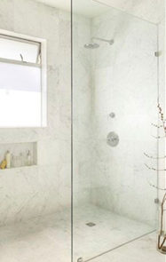 showerscreens - SSS - GLASS PANEL - SKU:GLASSPANEL