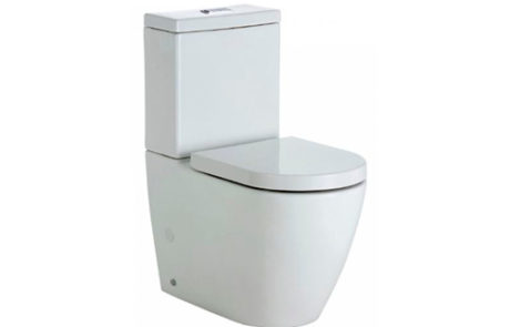toilets - Fienza - EMPIRE NANOGLAZE S TRAP 90 160 - SKU:K003A
