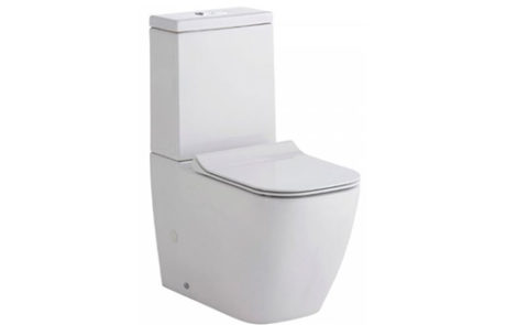 toilets - Fienza - LINCOLN S TRAP 160 230 - SKU:-K004B