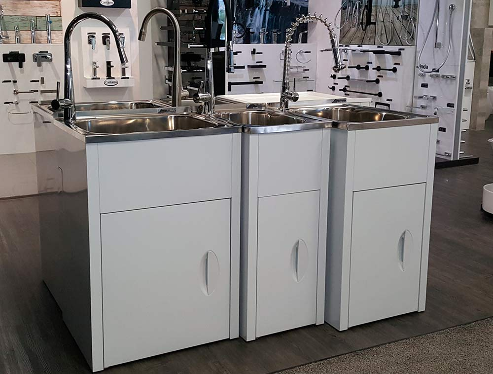 Designer Made Laundry Troughs